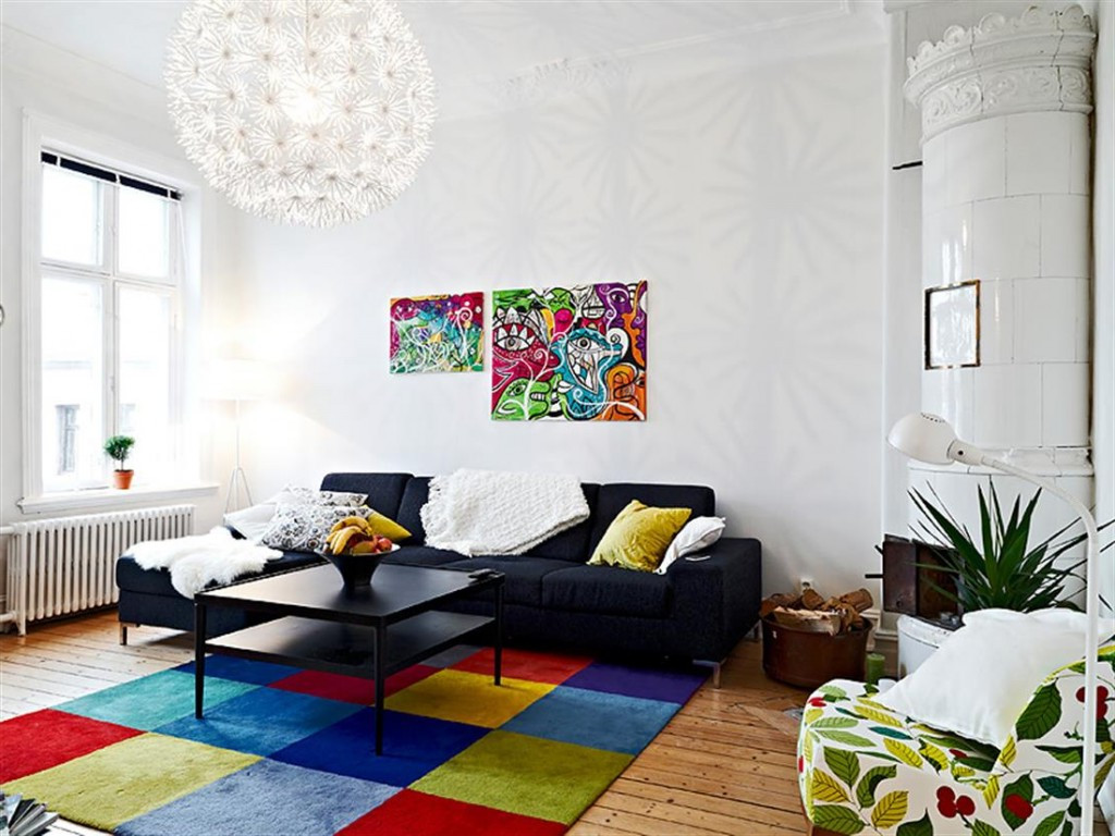 colorful area rugs for modern living room with 5 x 7 area rugs