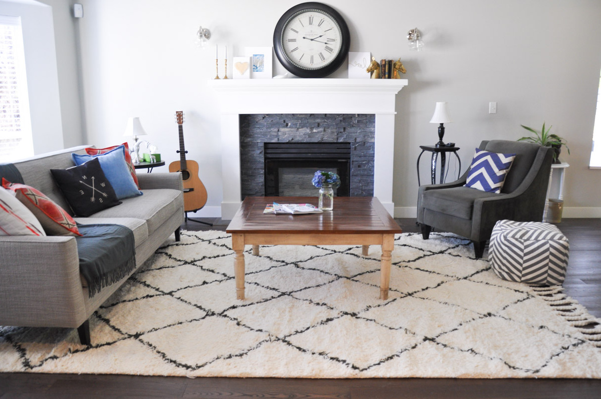 dhurrie rugs for contemporary living room with white cheap rugs ideas