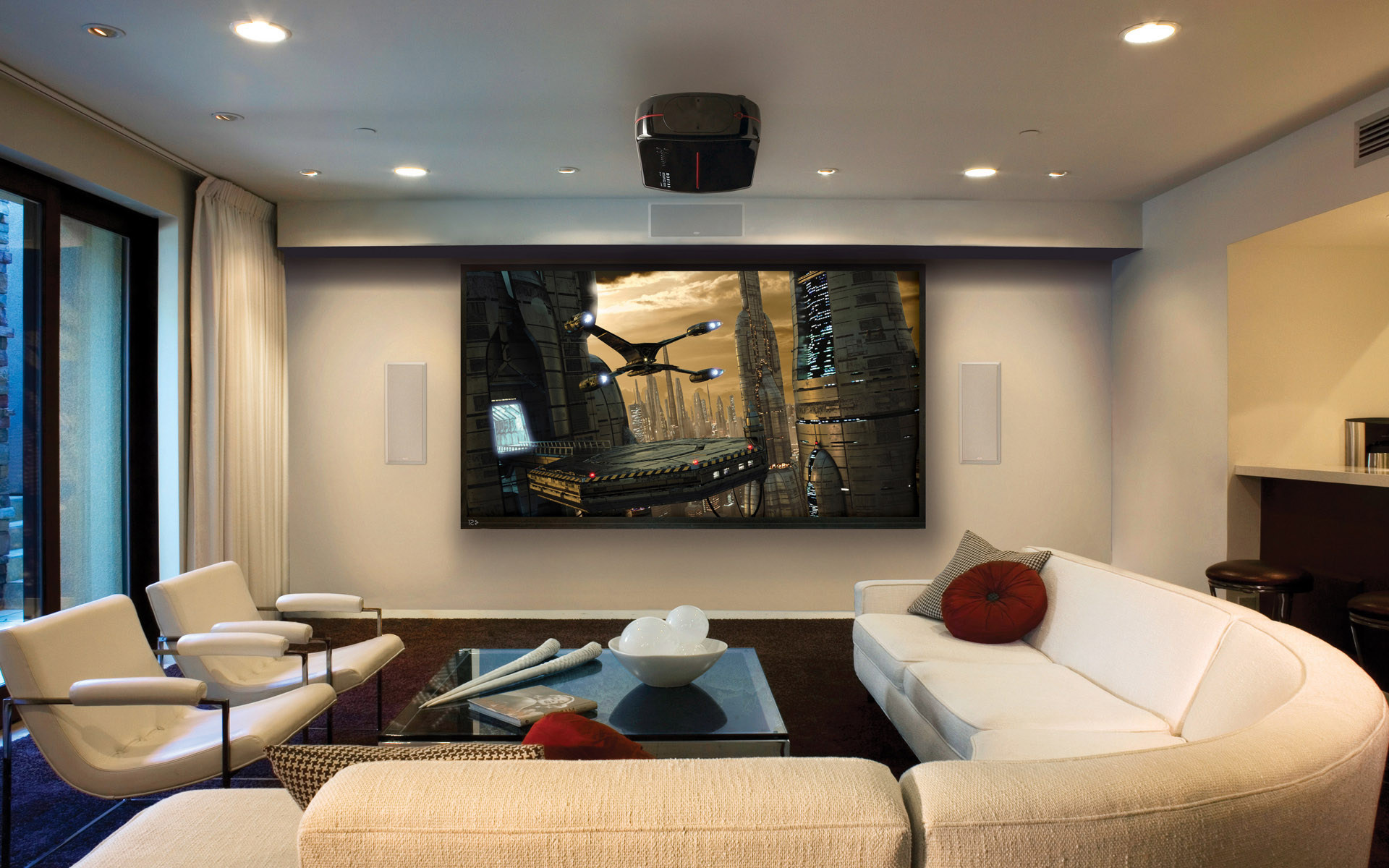 family room deisgn ideas to decorate a living room theaters on a budget