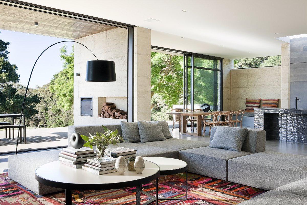 modern black floor lamps for living room indoor light fixtures