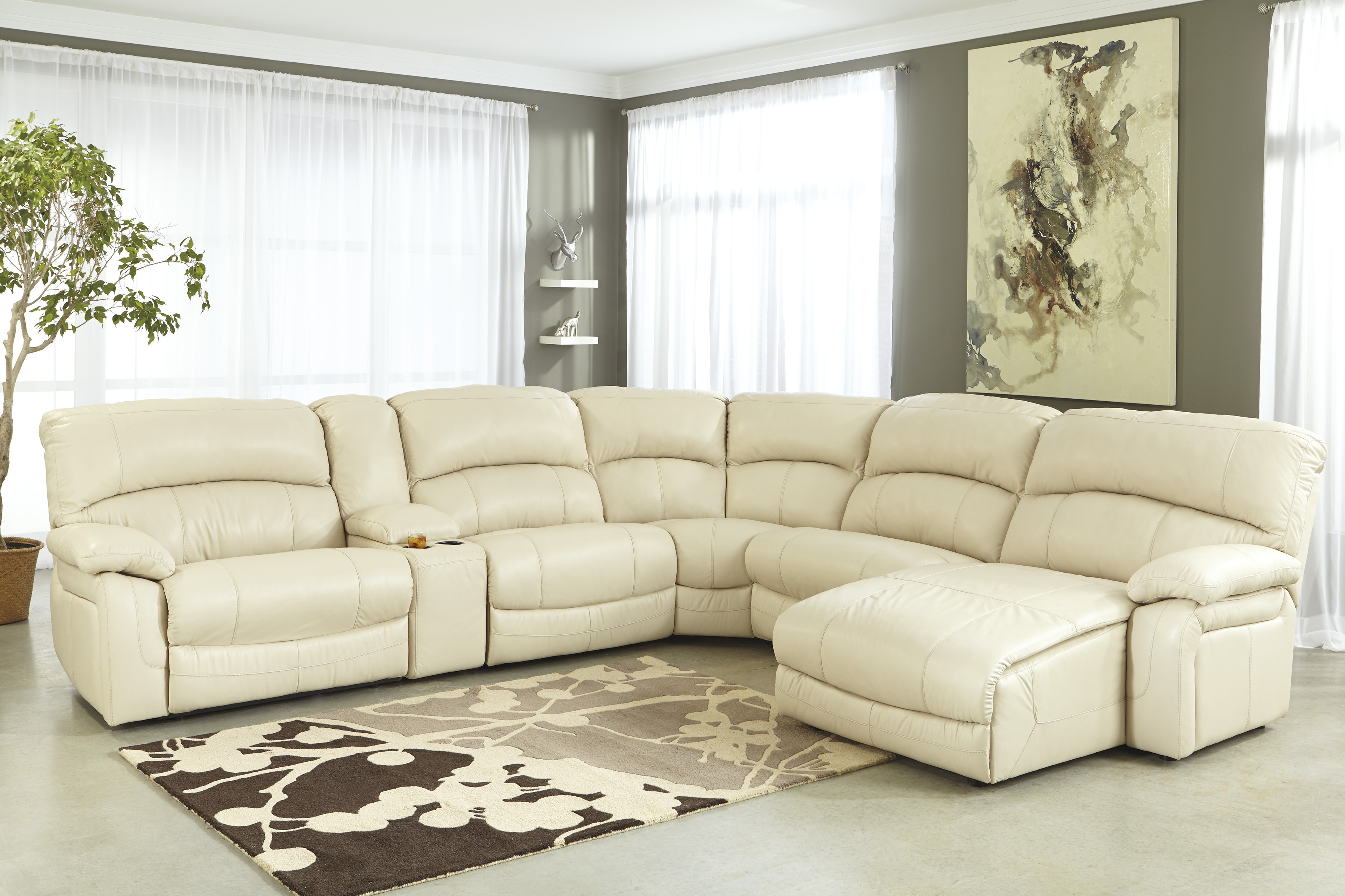 modern living rooms with white leather sectionals couch furniture and loveseat design