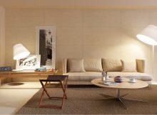 modern white floor lamps for living room indoor light fixtures