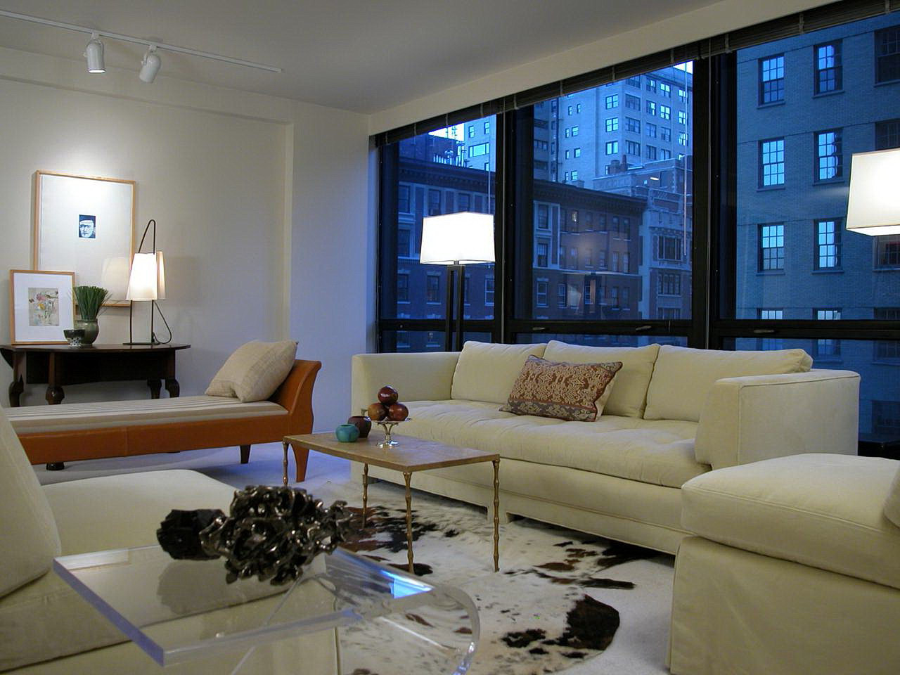 modern white lamps for living room indoor light fixtures
