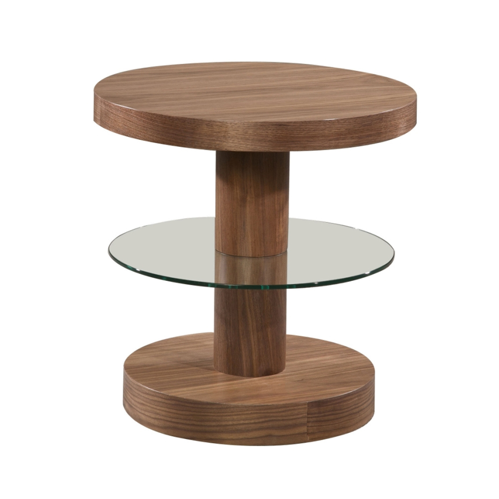 Small oak side tables for living room for Small wood end table