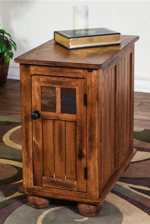 small rustic wooden side tables for living room end tables