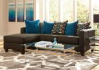 small spaces living rooms with modern black fabrics sectionals couch and cushions also loveseat