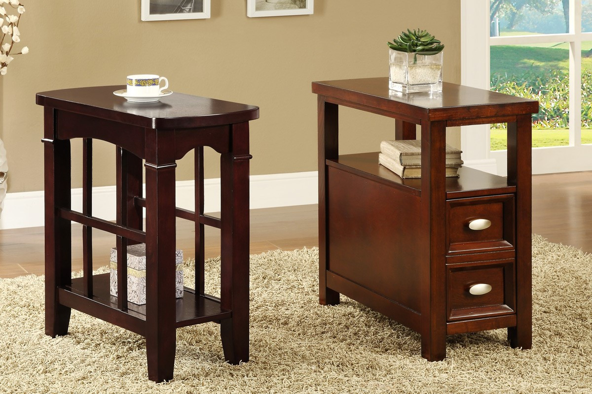 Living room side tables furniture for small space