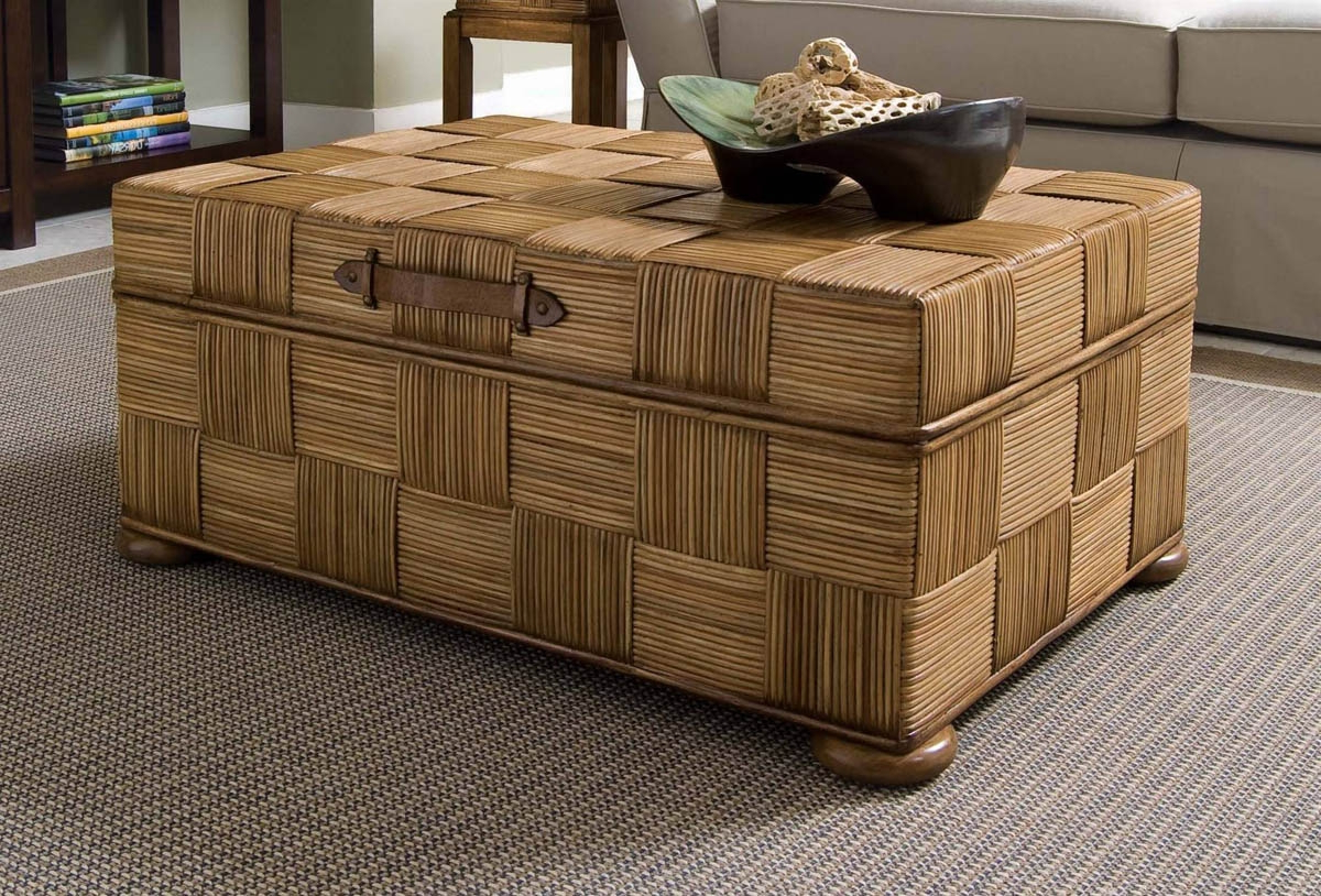 traditional storage chest coffee table living room with wooden chest coffee table