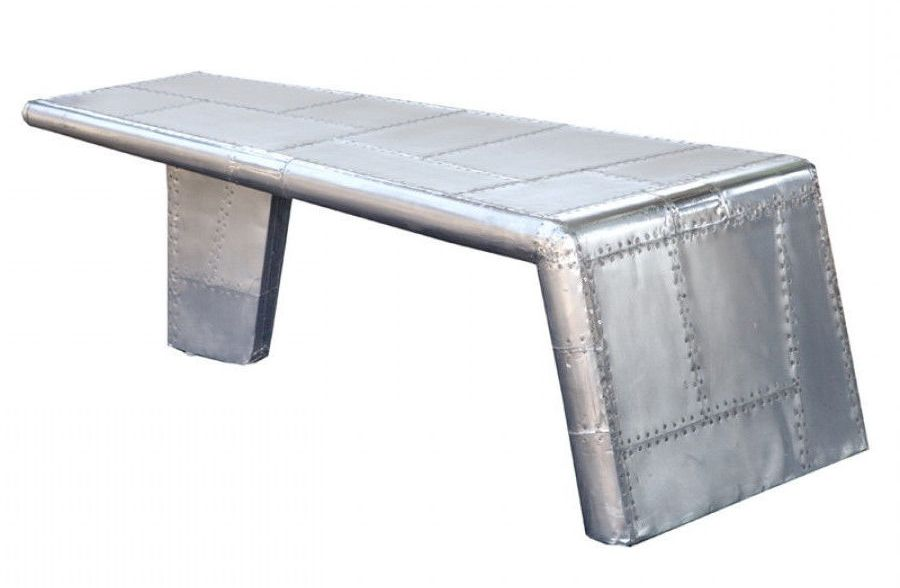 airplane wing coffee table 1