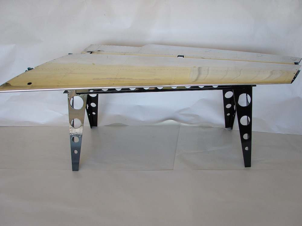 airplane wing coffee table 14