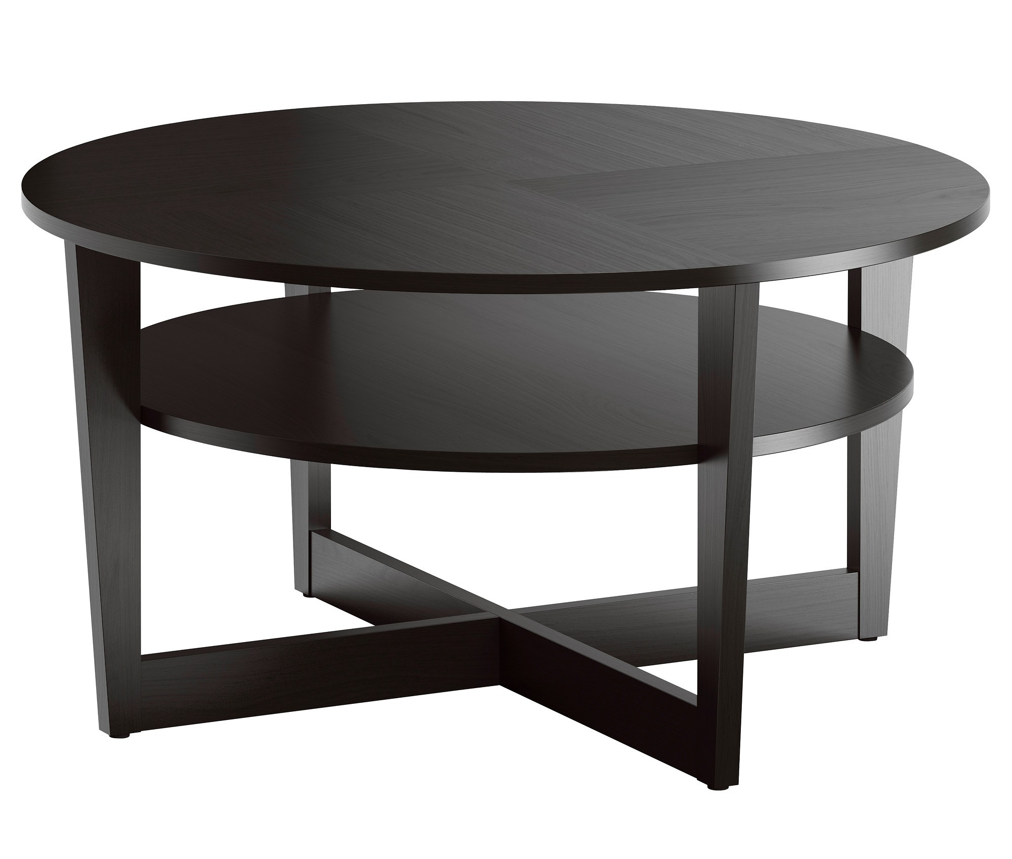 Round Coffee Table Standard Size: Average Coffee Table Size