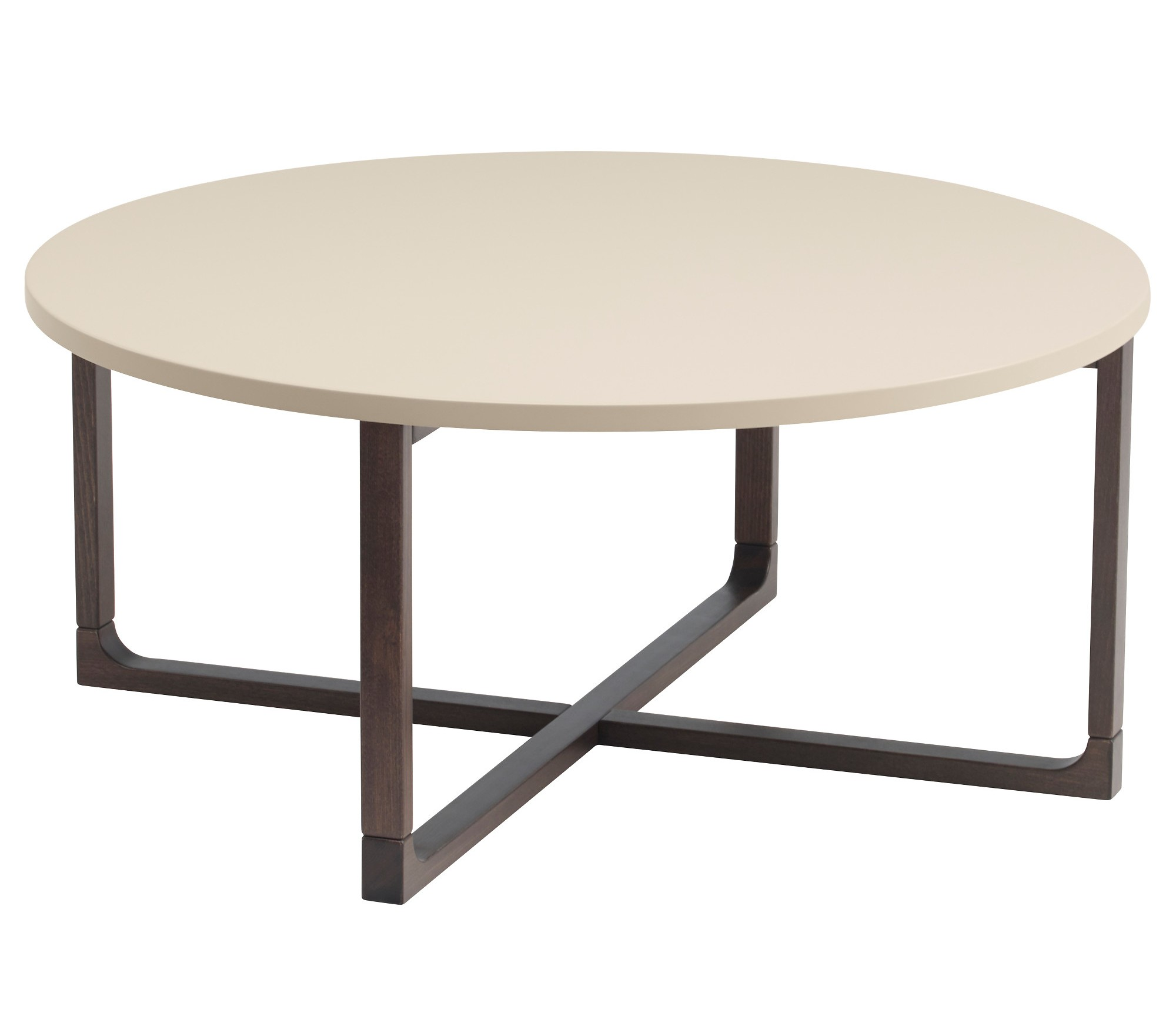 average coffee table size 10