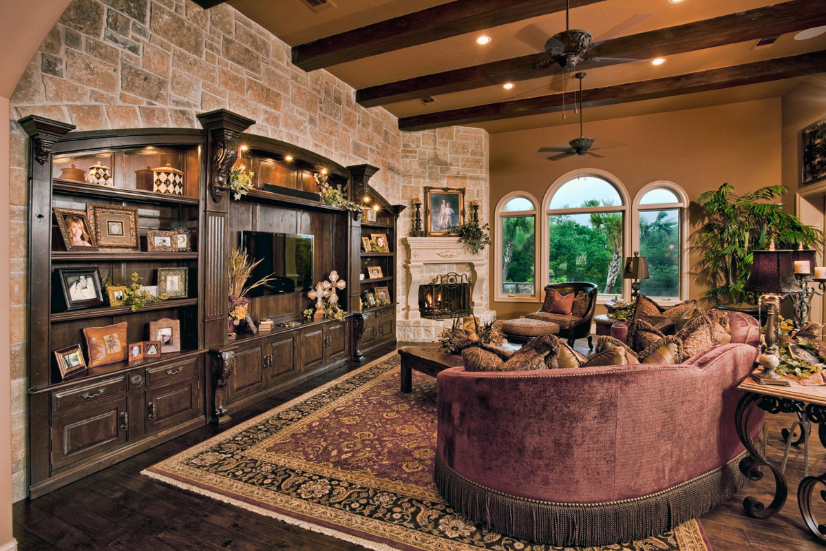 Western home decor ideas for Home decor living room
