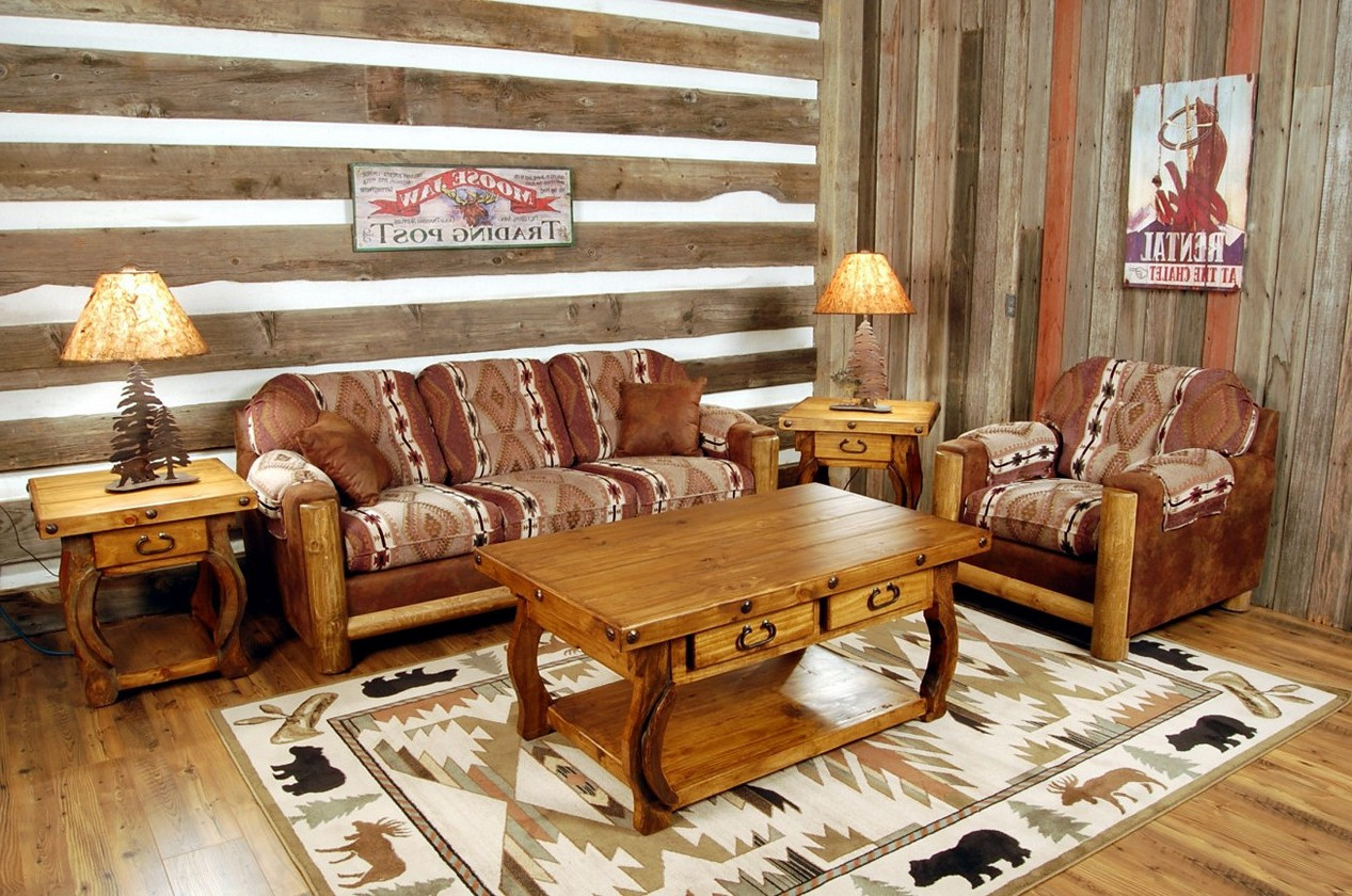 awesome home decor western living room ideas with wooden coffee tables