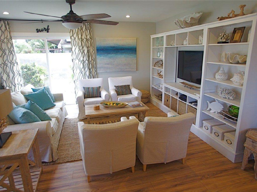 beach themed coffee table 22