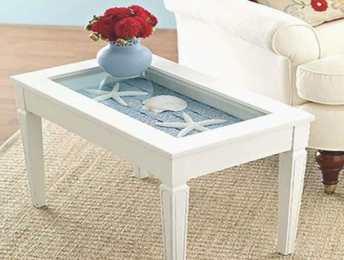 Beach Themed Coffee Table Decor Roy Home Design
