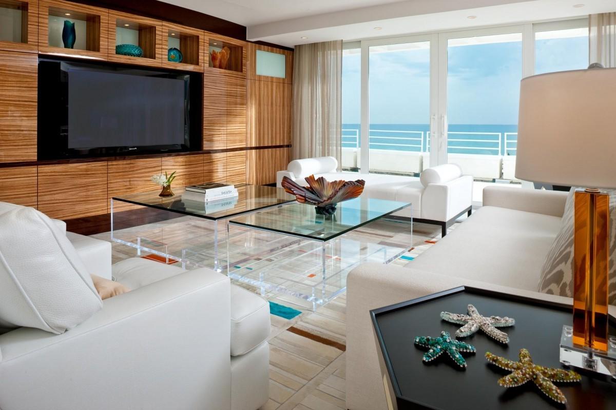 beach themed coffee table 30