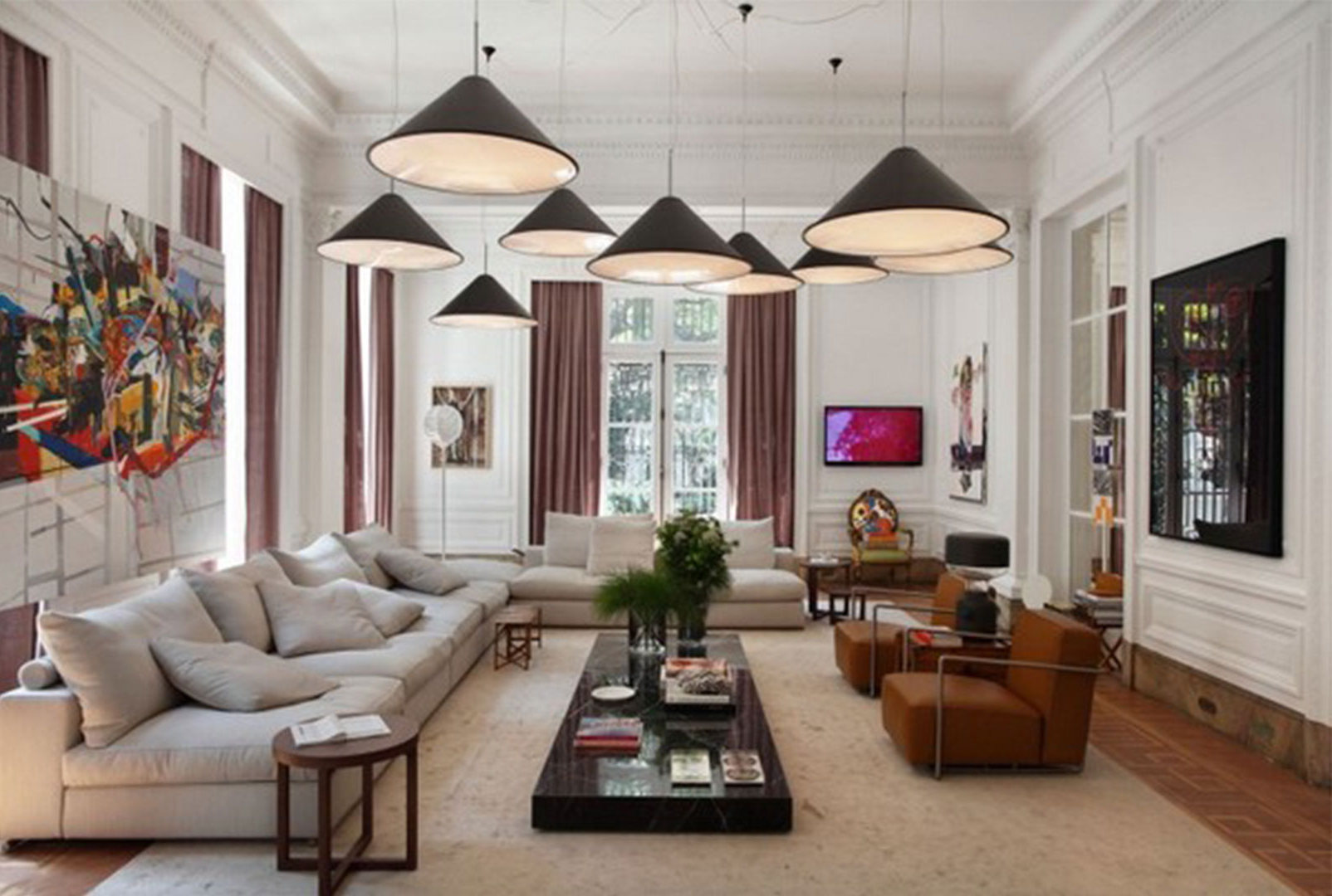 beautiful diy quality living room lighting ideas