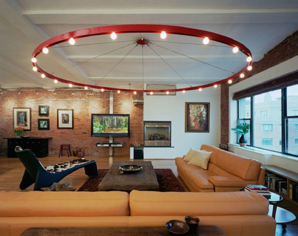 Living room lighting ideas on a budget roy home design for Deckenleuchten wohnzimmer modern led