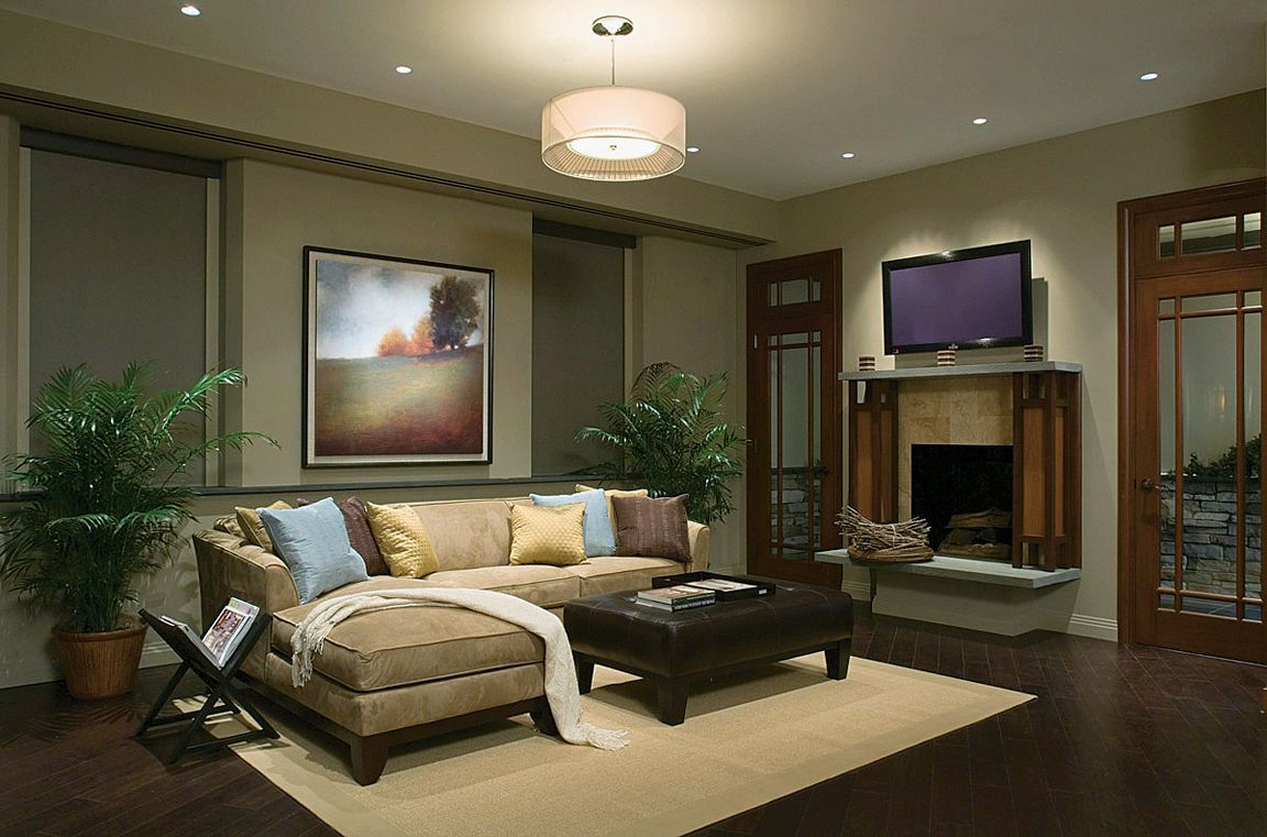 Living room lighting ideas on a budget roy home design for Small modern living room designs