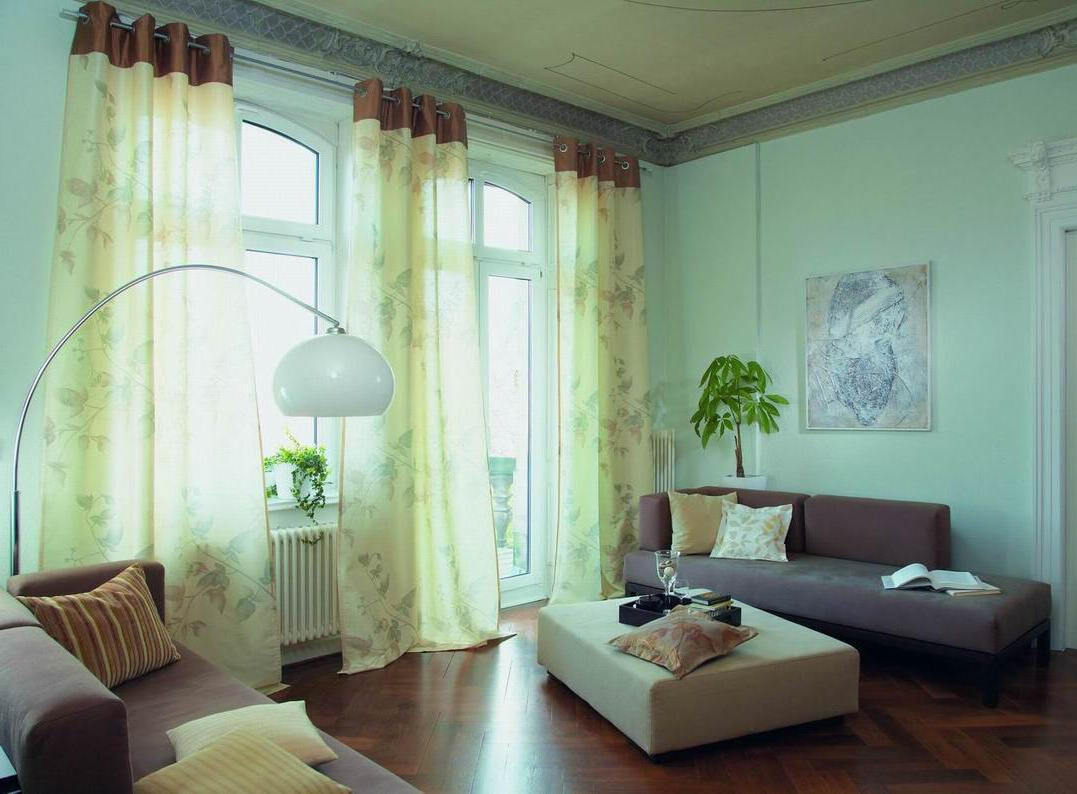 beautiful traditional curtain pictures of living rooms