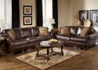 best home decor western living room ideas with brown leather sofas