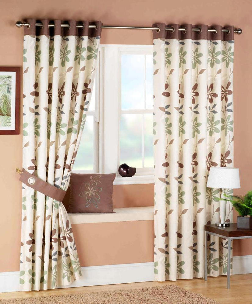 2017 06 types of curtains -  Best Modern Curtain Pictures Of Living Rooms Color Ideas