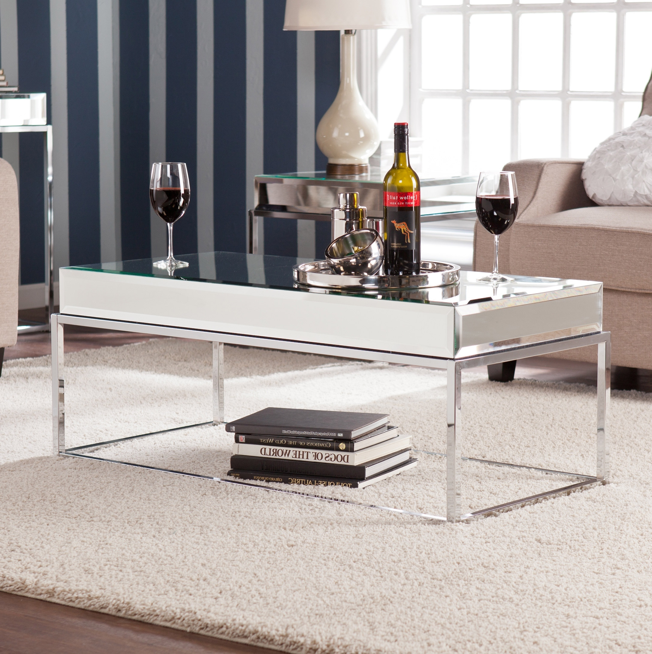 cheap mirrored coffee table 07