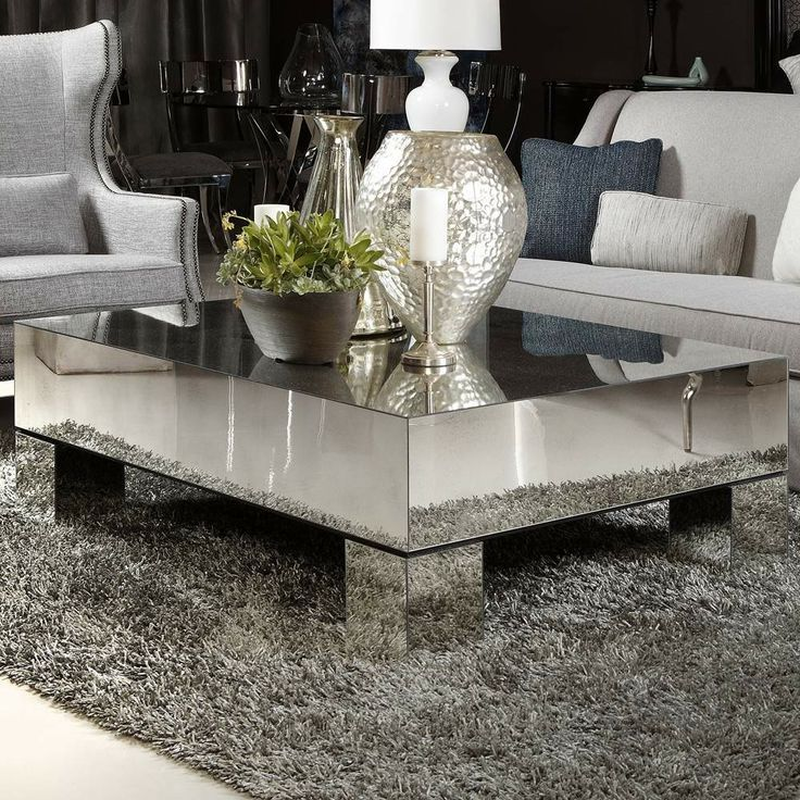 cheap mirrored coffee table 08
