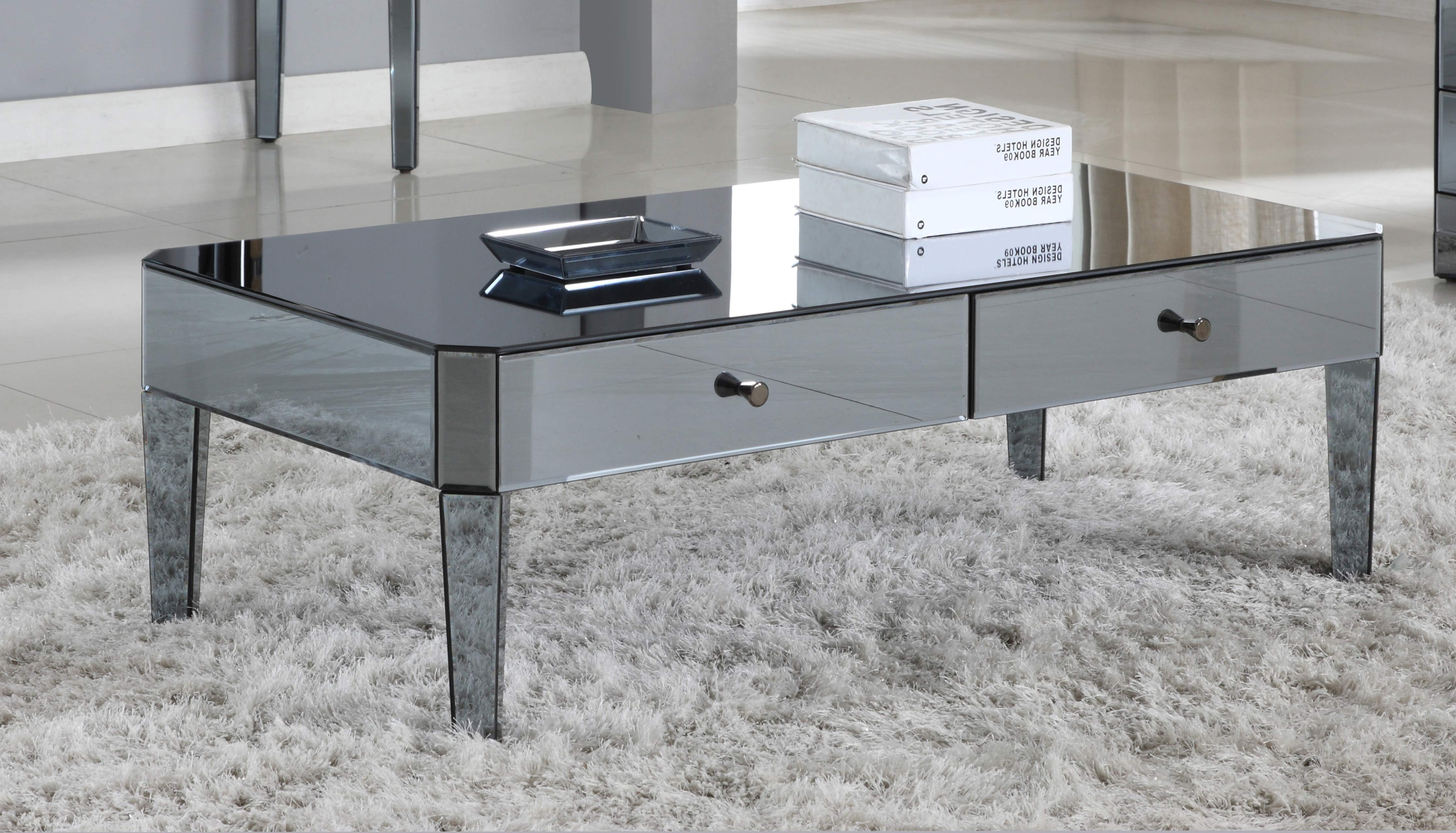 cheap mirrored coffee table 19