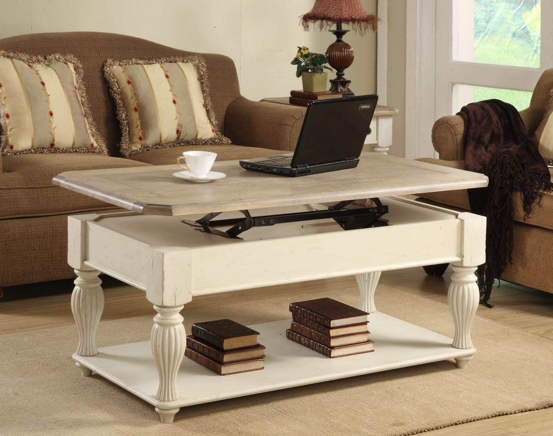 Lift Up Coffee Table Ikea Maximizing Practicality With