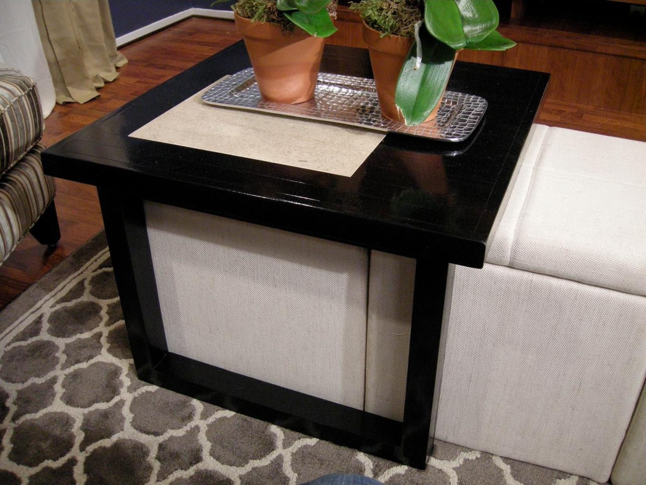 %name How To Make An Ottoman Out Of A Coffee Table