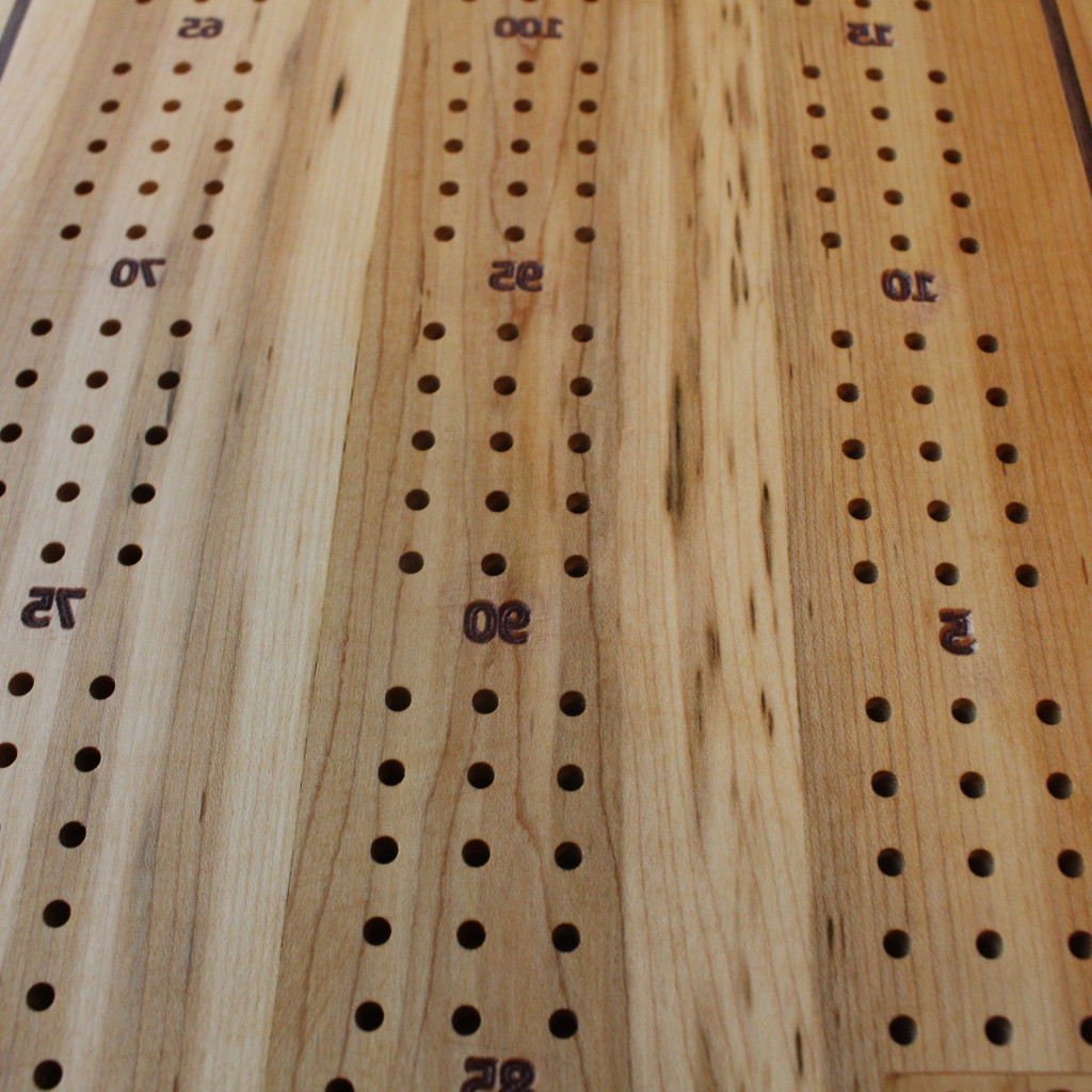 cribbage board coffee table 19