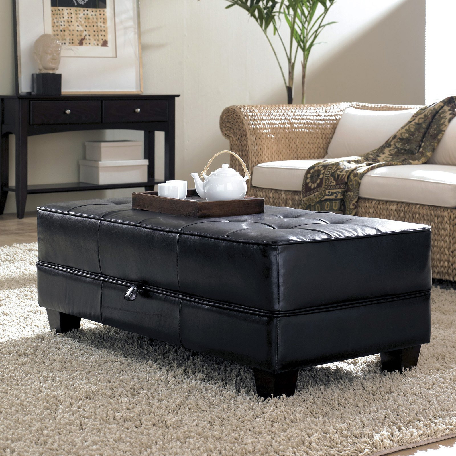cushion coffee table with storage 09