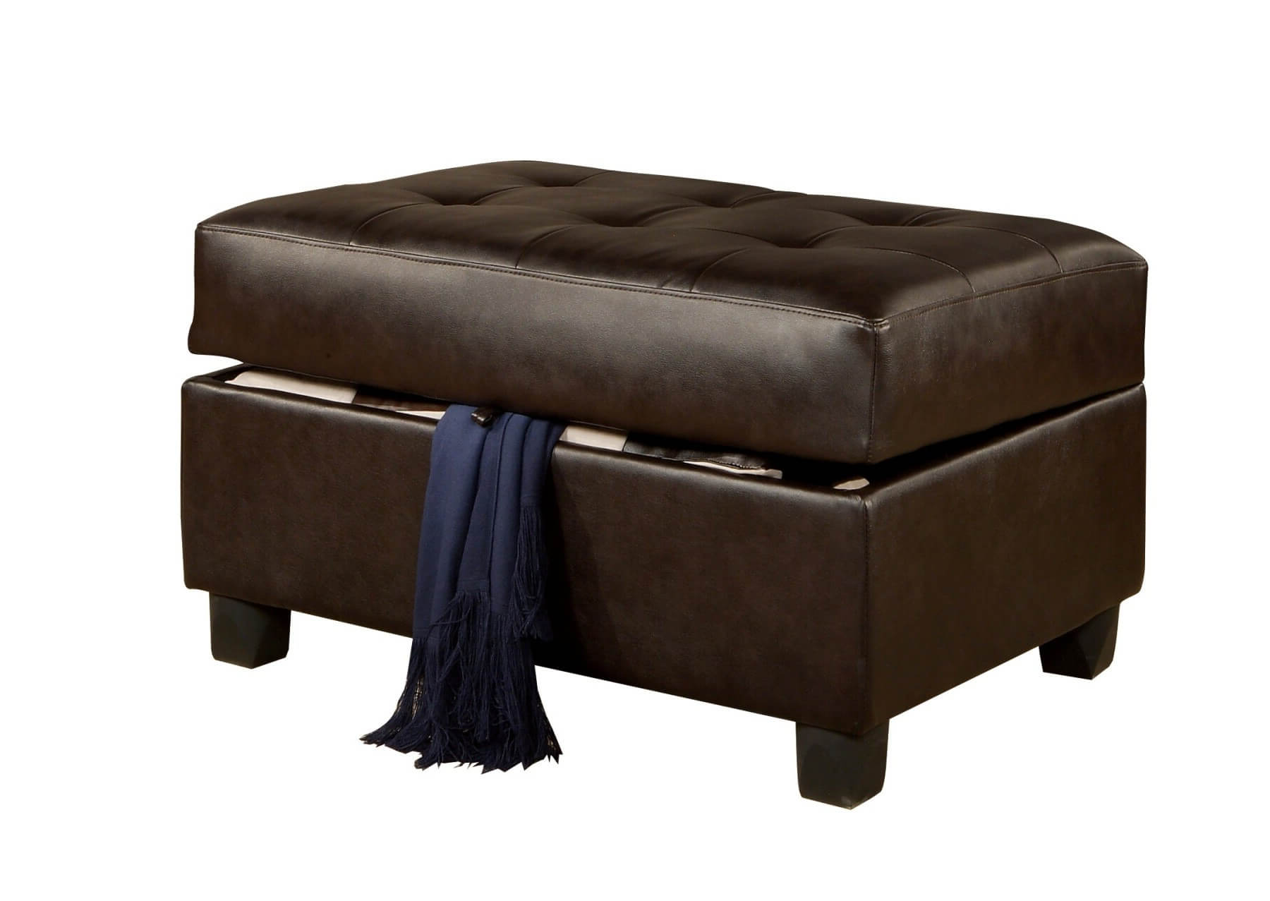 cushion coffee table with storage 15 Leather Coffee Table With Storage And Trays
