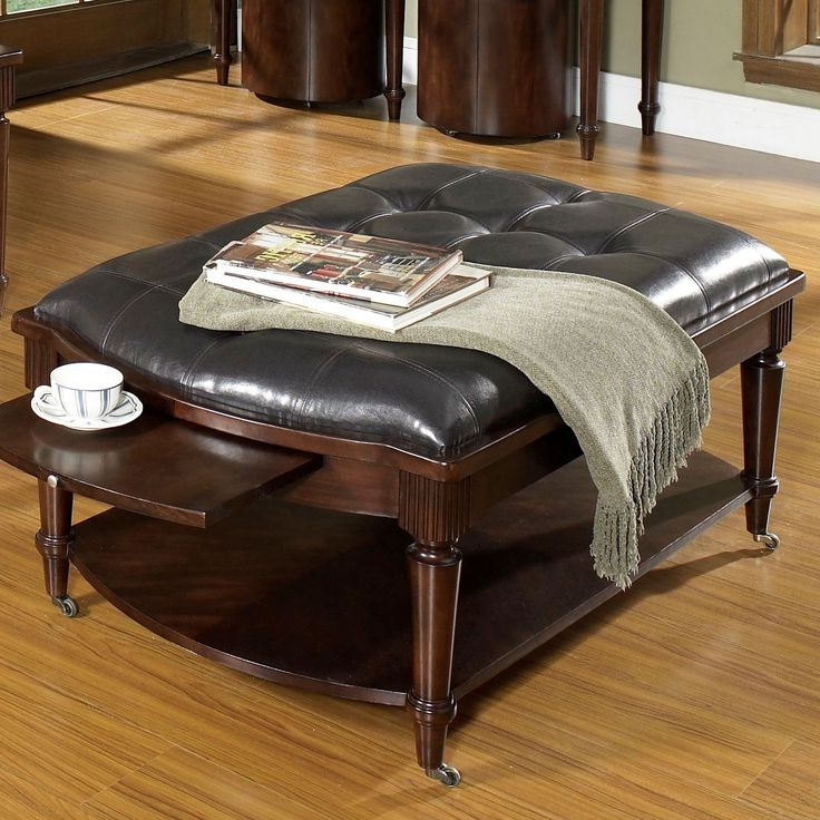 cushion coffee table with storage 23