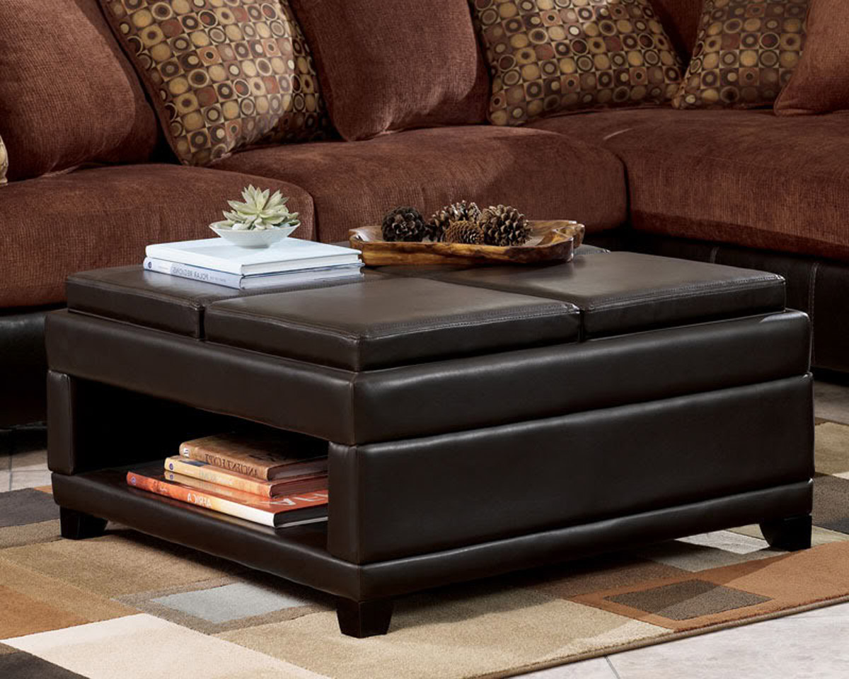 cushion coffee table with storage 25