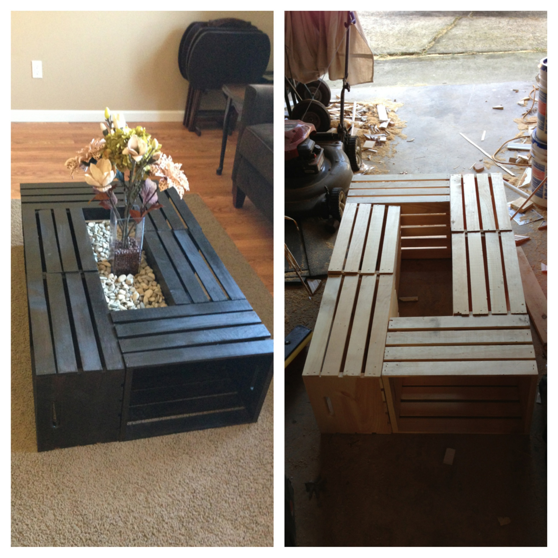 diy inexpensive coffee tables plans