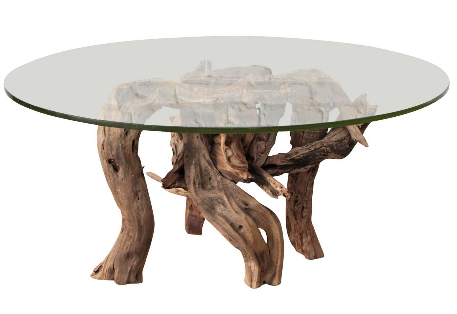 driftwood coffee tables for sale