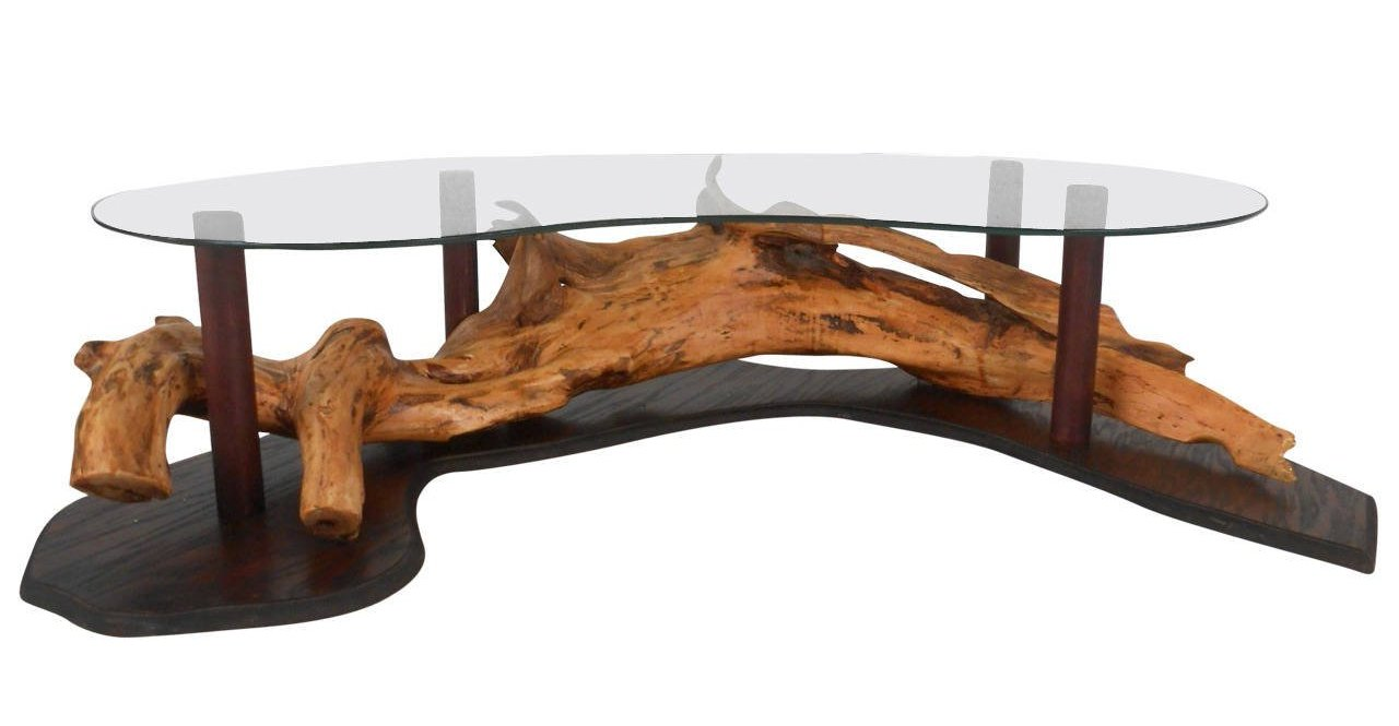 driftwood coffee tables for sale roy home design. Black Bedroom Furniture Sets. Home Design Ideas