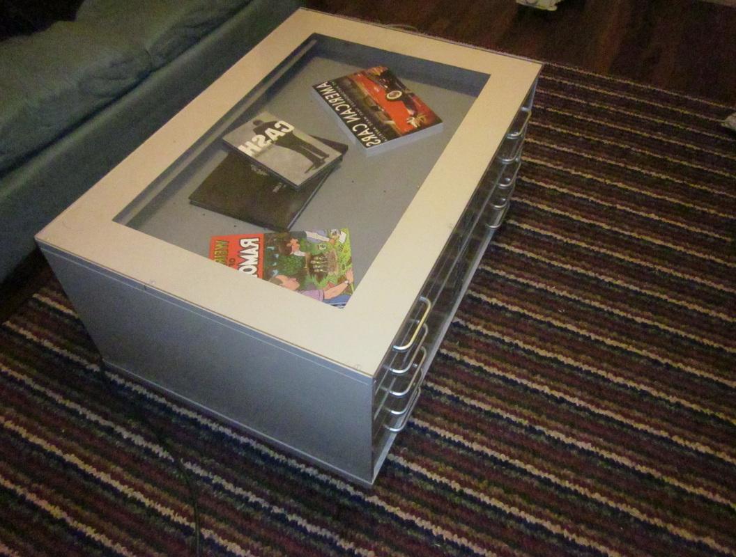 flat file coffee table 16