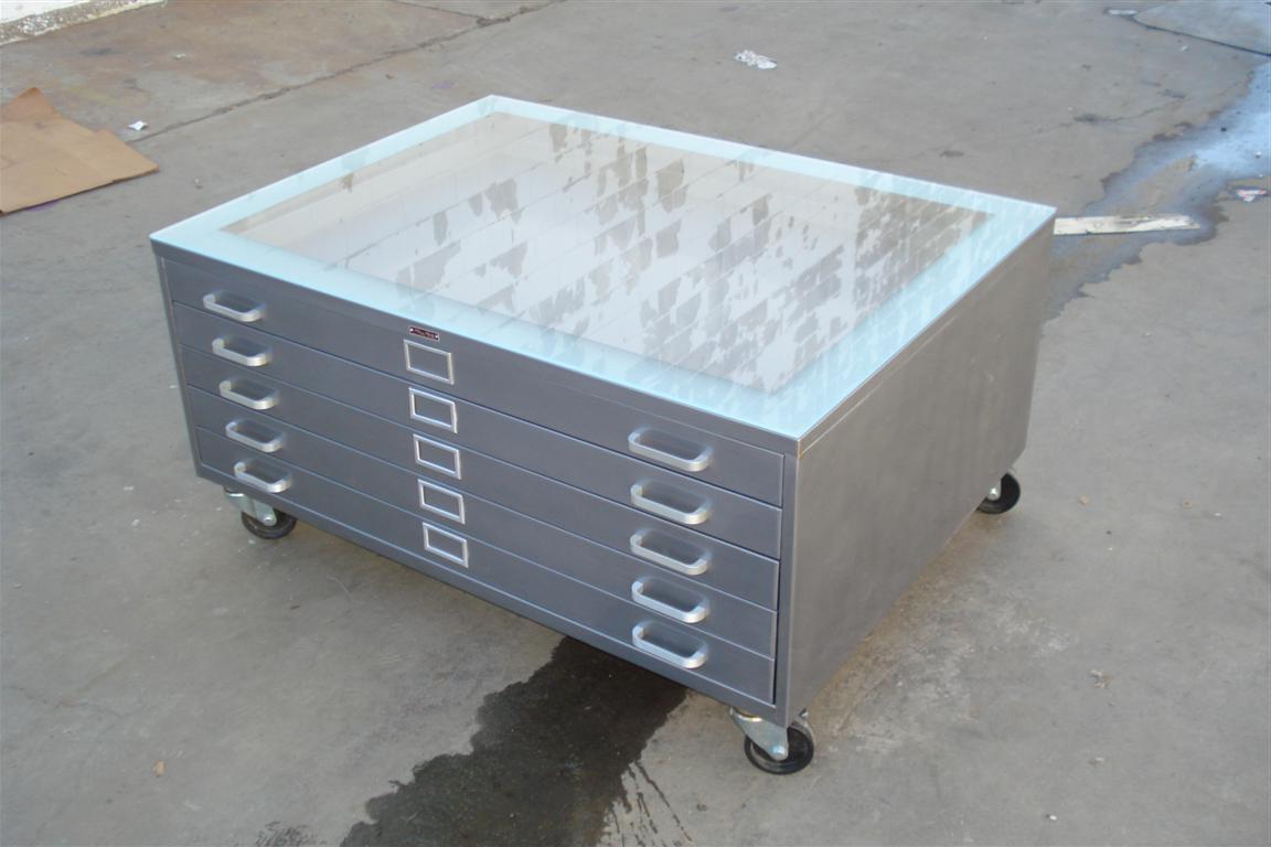 flat file coffee table 20