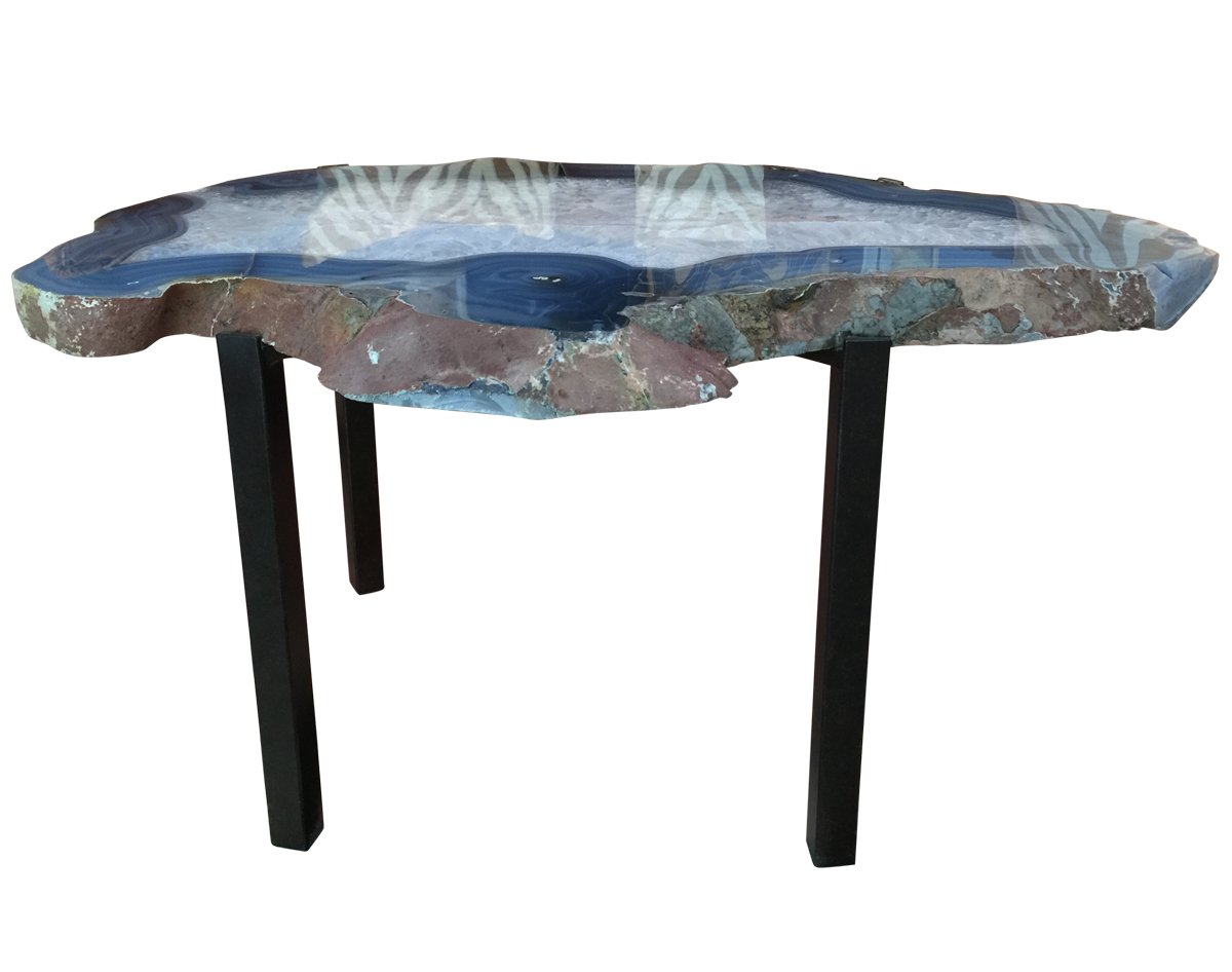 Geode Coffee Table for Modern Furniture : Roy Home Design