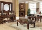 mirrored coffee table set 16
