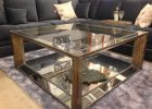 mirrored coffee table tray 10