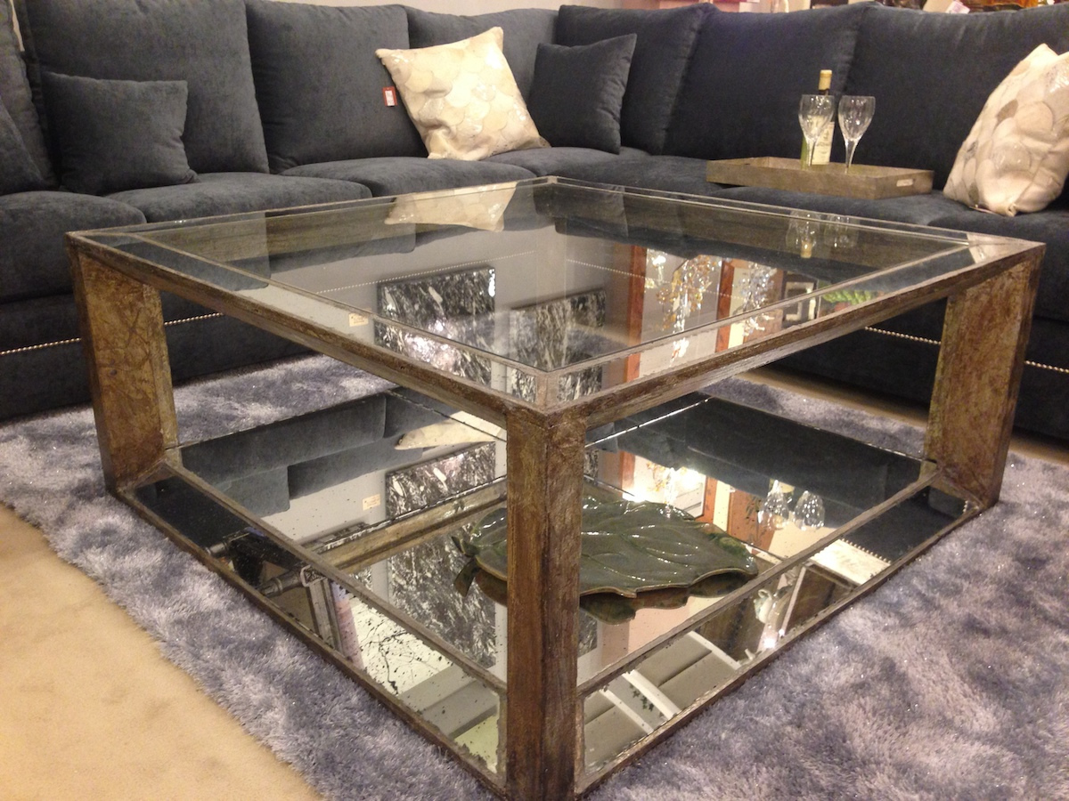 Art Deco Coffee Table Design
