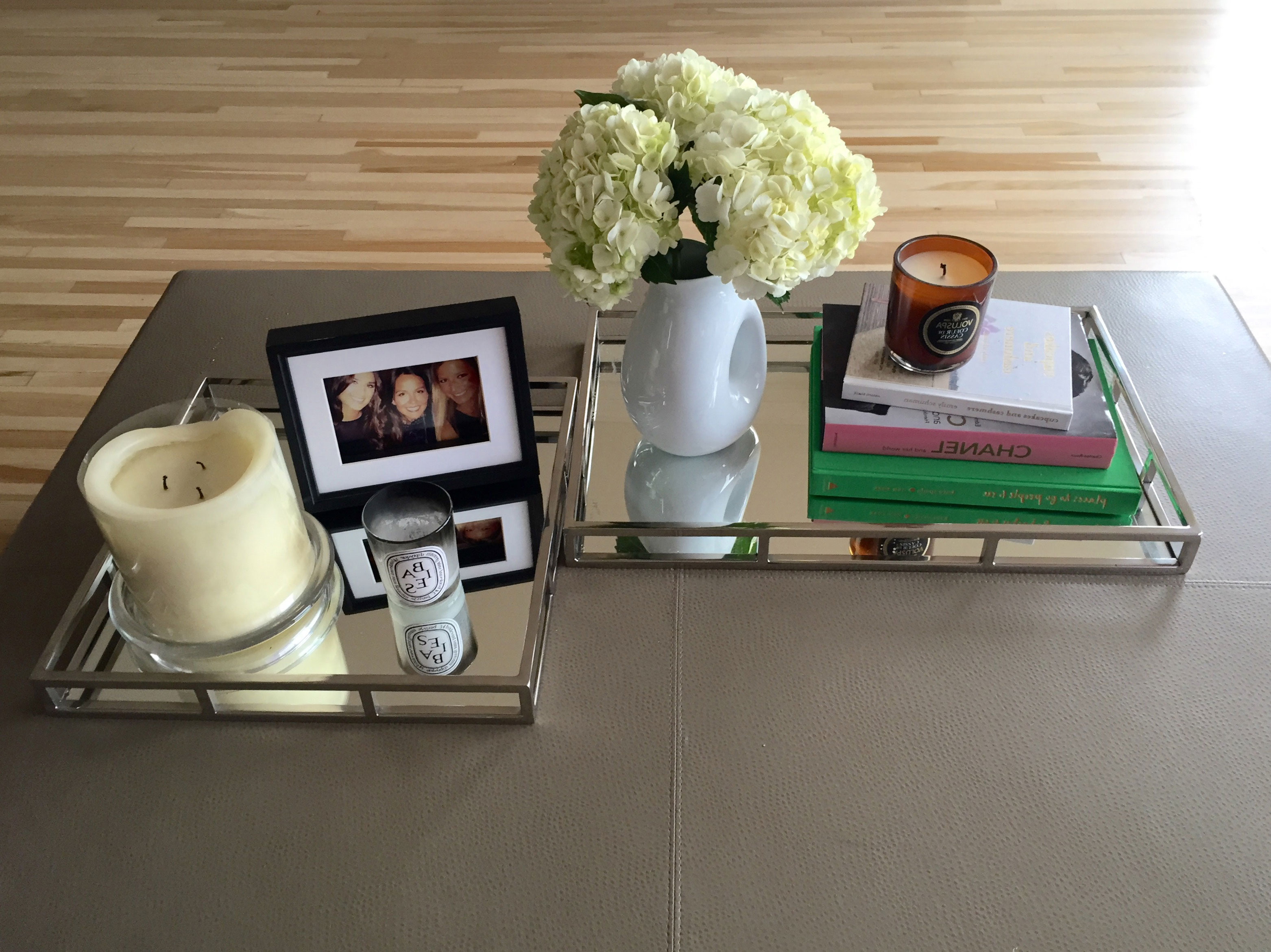 mirrored coffee table tray 12