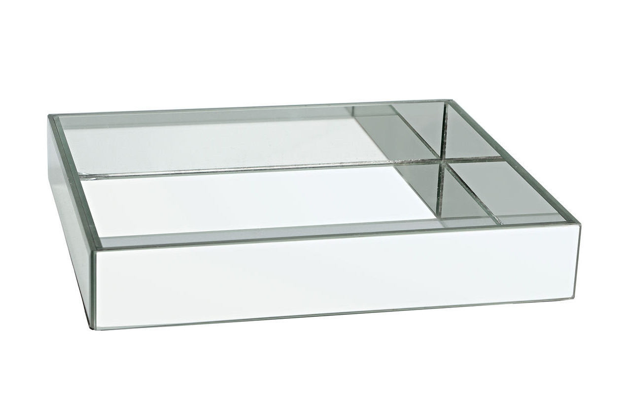 mirrored coffee table tray 5 ... - Mirrored Coffee Table Tray Roy Home  Design - Mirrored Coffee Table Tray IDI Design