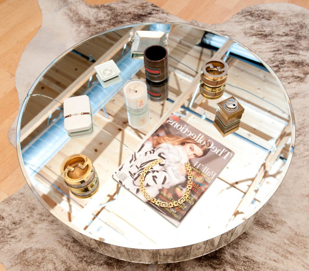 Mirrored coffee table tray 6 roy home design mirrored coffee table tray 6 geotapseo Images