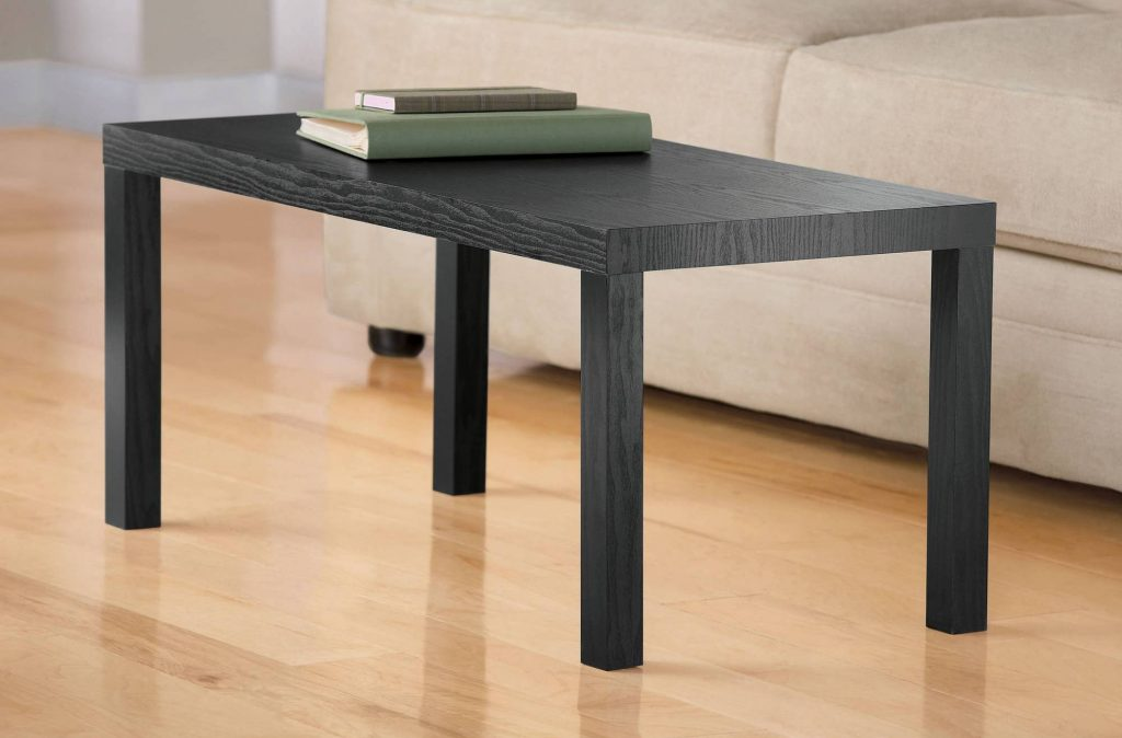 Modern Black Coffee Tables Under $200